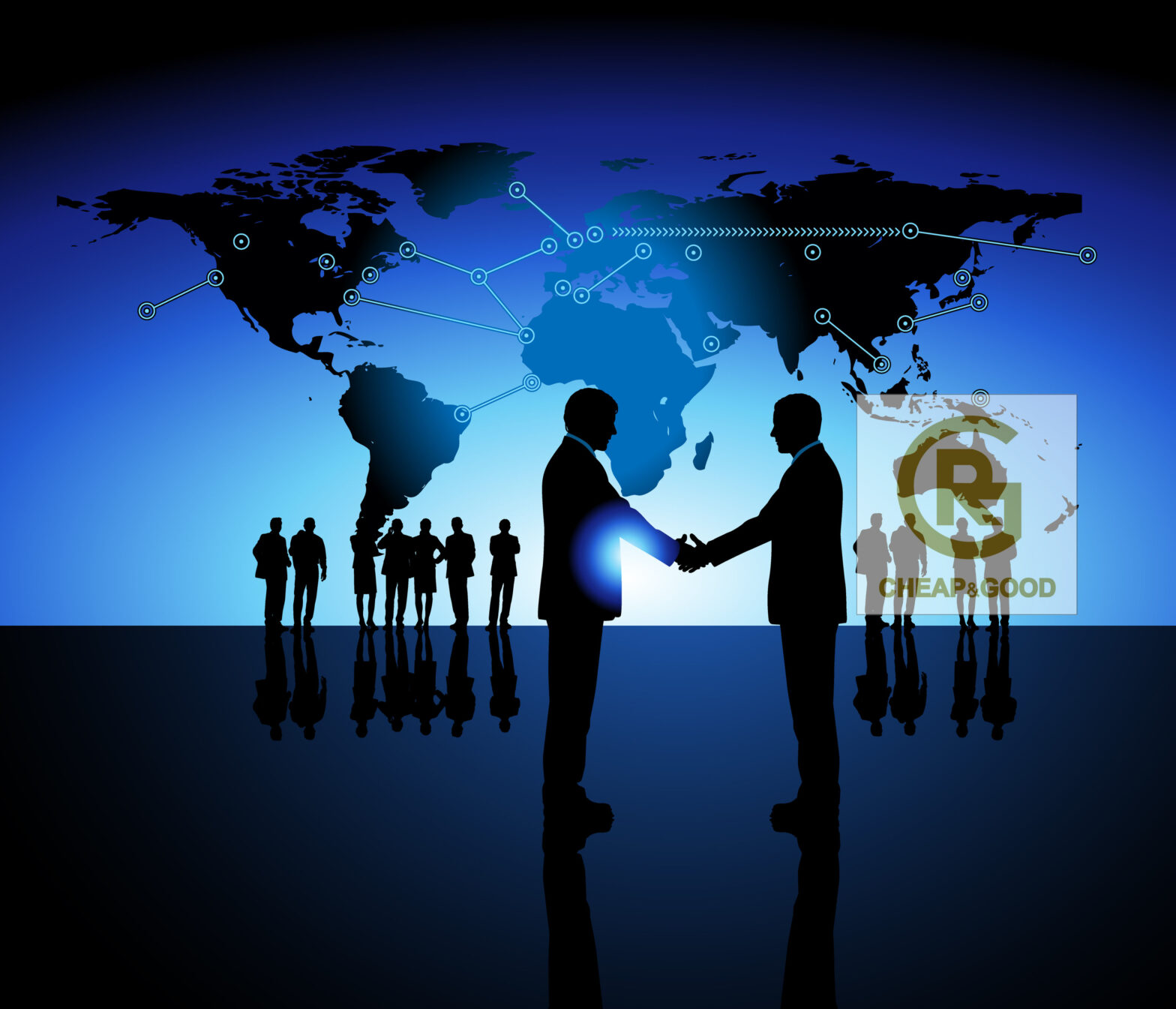 Cheap Good, Chính sách hợp tác, team building giá rẻ nhất
